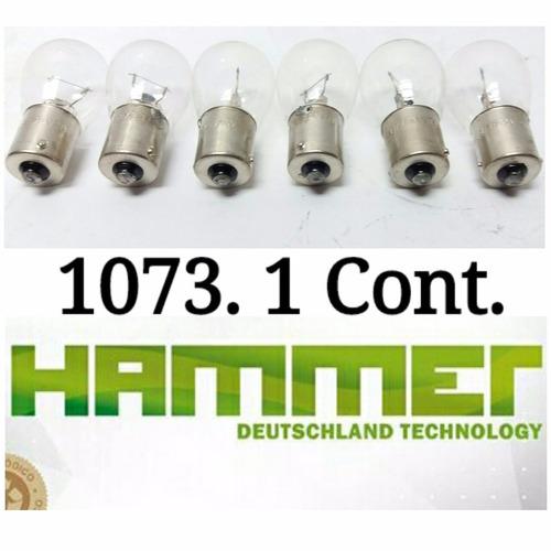 bombillo de 1 contacto modelo 1073 marca hammer