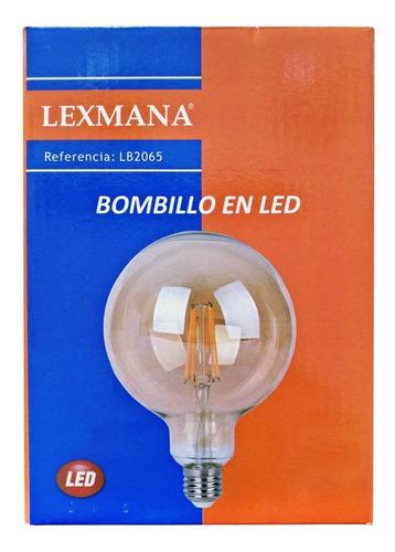 bombillo foco vintage led - lexmana