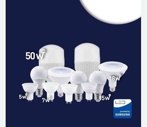 bombillo led 15w alta potencia chip samsung