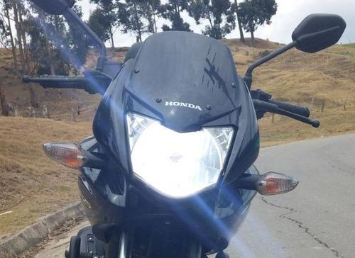 bombillo led h4 corriente alterna moto honda, apache, hero