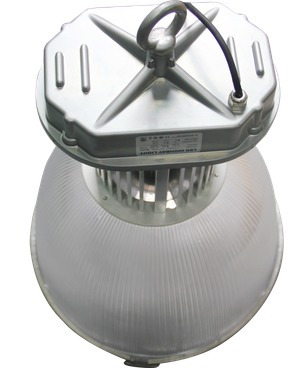 Bombillo led lampara tipo campana industrial 80w b en mercado libre - Lampara tipo industrial ...