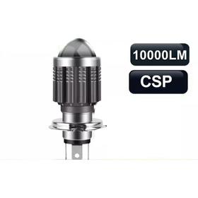 Bombillo Luz Led H4 Moto Directa Ultra Potente 10.000 Lm