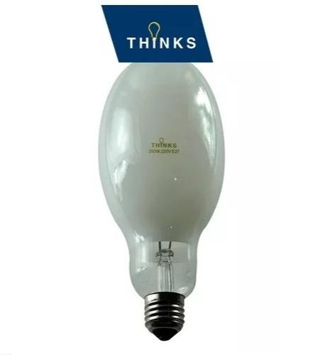 bombillo luz mixta 250w, 220v, e27, 6000h, 5500lm