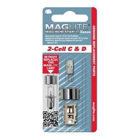Bombillo Para Linterna Maglite 2c & 2d Incandescente No Led