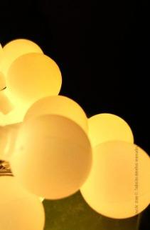bombillo pin pon bola led luz calida fiestas vintage picnic