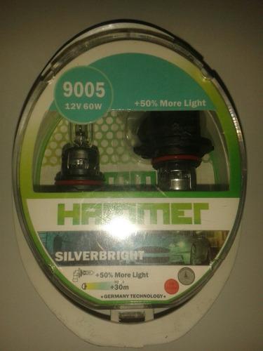 bombillos hammer 9005