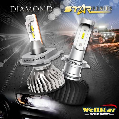 bombillos luces faros led wellstar