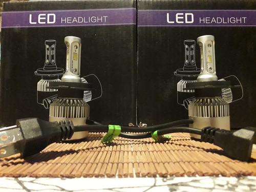 bombillos luces led csp h4 alta/baja 72w/8000l s2