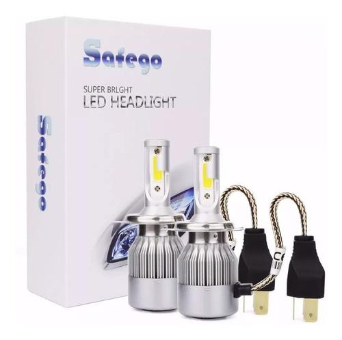 bombillos luces led h4 h139007 carro vehiculo par
