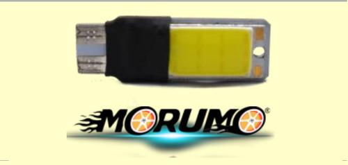 bombillos luces t10 - muelita led cob lateral 5.5w (par)