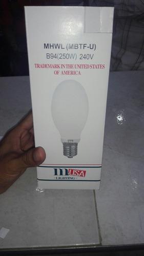 bombillos luz mixta 250w240v somos tienda física