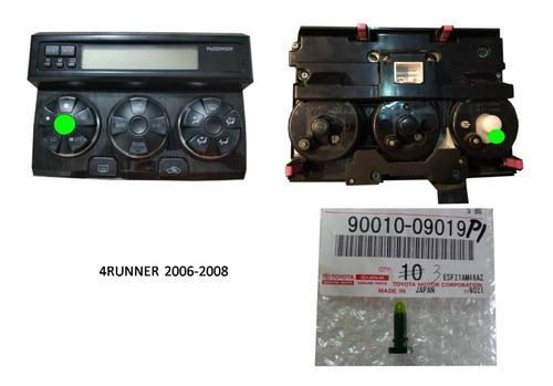 bombillos tablero 4runner 2003-2008 toyospeed