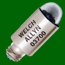 bombillos welch allyn genericos 3900-4700-3400-