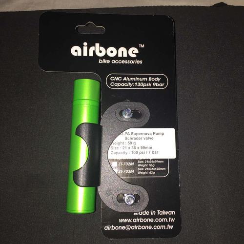 bombín airbone