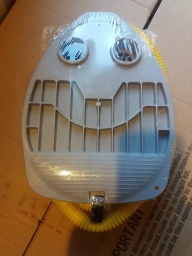 bombin bote tipo zodiac con boquilla, inflador bote inflable