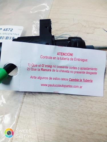 bombin d pedal de crochet fiat palio siena idea aventura 1.8