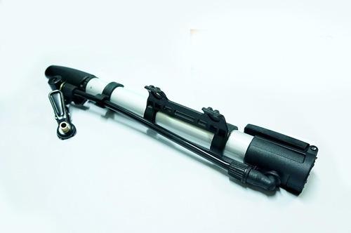 bombin de aluminio para bicicletas, multi uso
