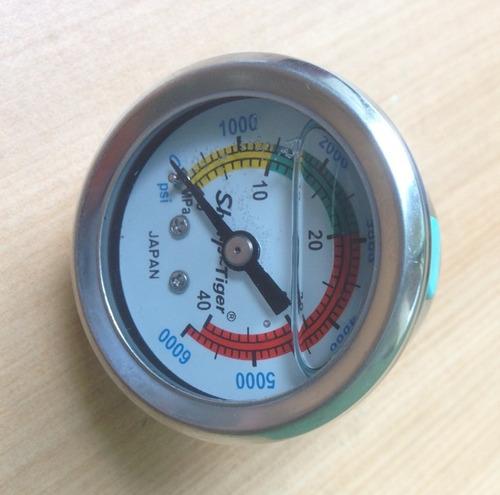bombin pcp 4500 psi 300 bar con filtro