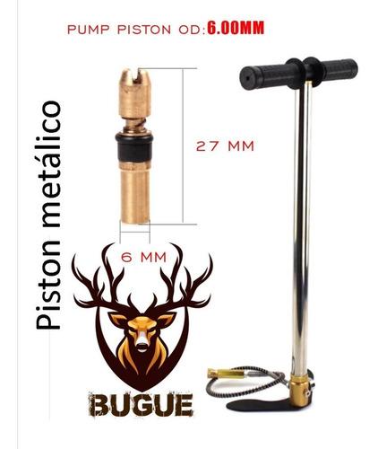 bombin rifle pcp 3 etapas piston metalico + regalos + envio