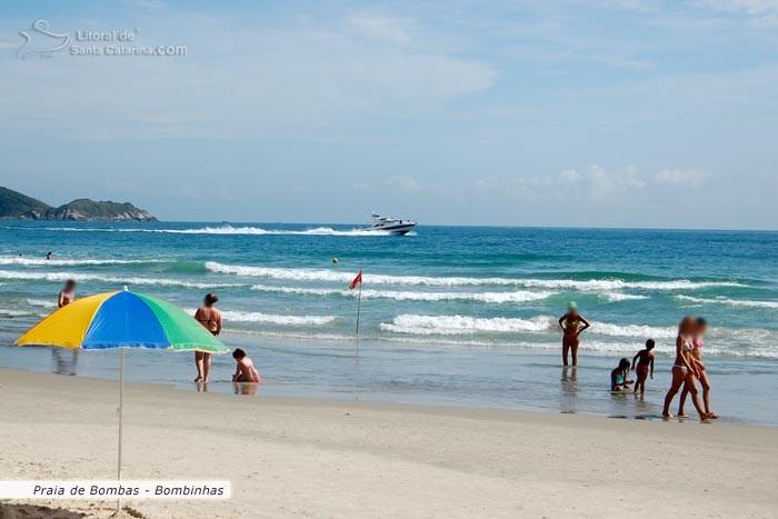 bombinhas depto. 50 mt playa- wifi - cochera - dueño directo