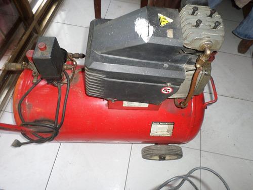 bombona de compresor de aire biela mala