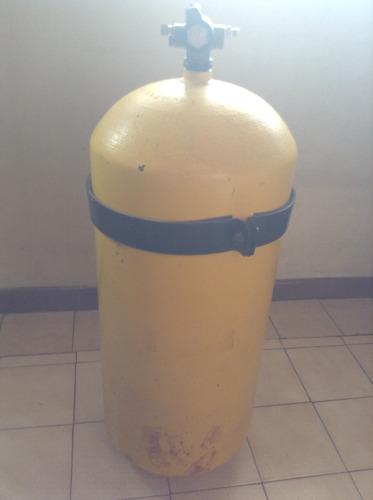 bombona de gas natural para vehículos