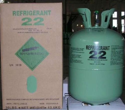 bombona de gas r 22  13.6 k nueva