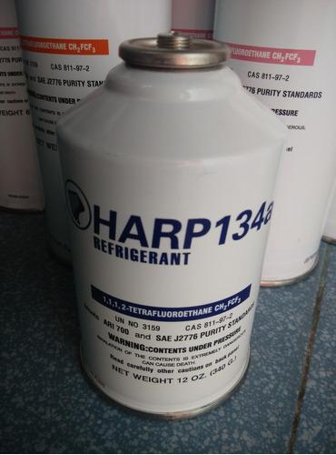 bombona de gas refrigerante r134 de 340 gr - r134a
