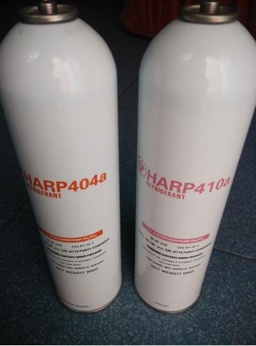 bombona de gas refrigerante r404 r410 de 600 gr