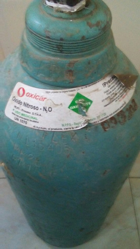 bombona oxidonitroso para ideal para fresas con crema