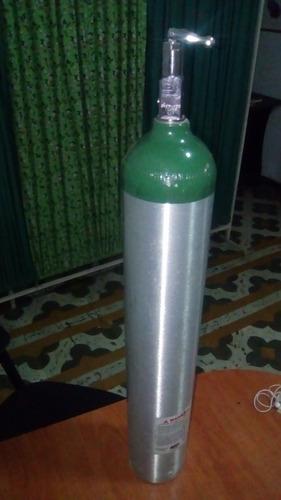 bombona oxigenos medicinal