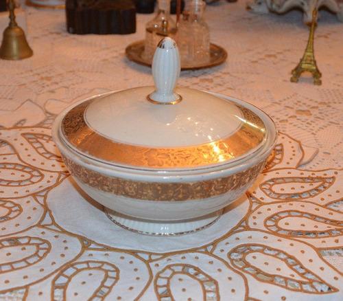 bombonera de porcelana alemana schirnding bavaria