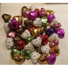 Bombones. 50 Unid. Souvenir Chocolate. Candy Bar .