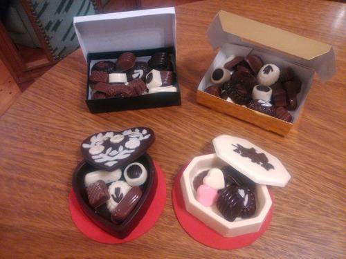 bombones artesanales  ideales para regalar