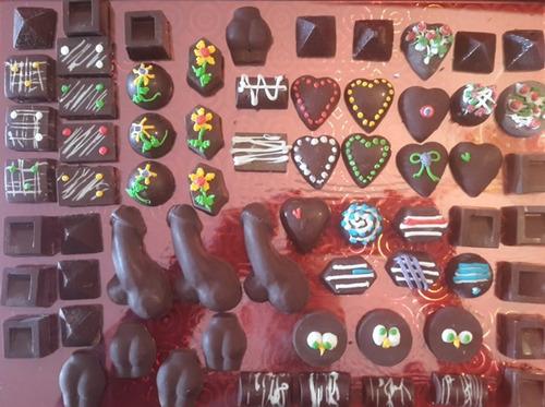 bombones artesanales y trufas