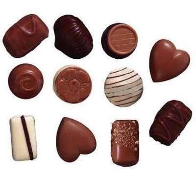 bombones artesanales...chocolate y tambien para diabeticos