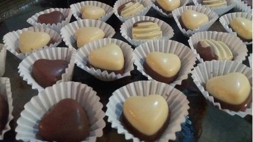 bombones de chocolate atersanales
