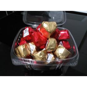 Bombones De Chocolate Rellenos De Nutella