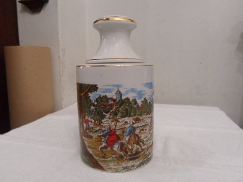 bomboniere porcelana motivo cavaleiros