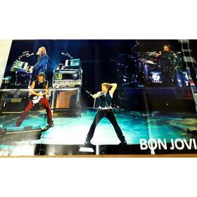 Bon Jovi - Poster Coleção Rock Concert N. 0001