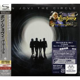 Bon Jovi - The Circle (cd + Dvd Japonês) *lacrado*