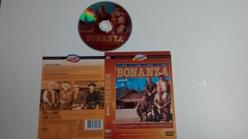 bonanza cartas na mesa + férias em são francisco dvd origina