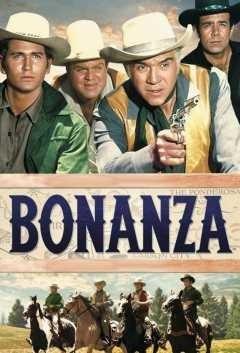 bonanza - serie de tv  de los 70´s - lámina 45x30 cm.