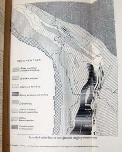 bonarelli conocimiento regiones salta jujuy petroleo 1921