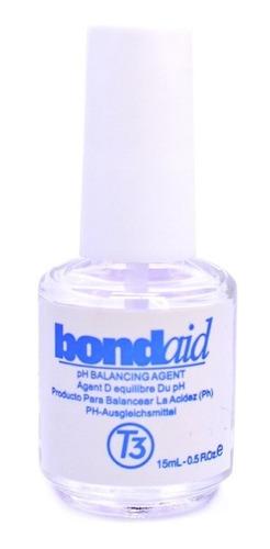 bond aid t3 balanceador de ph desidratador de unhas promoção
