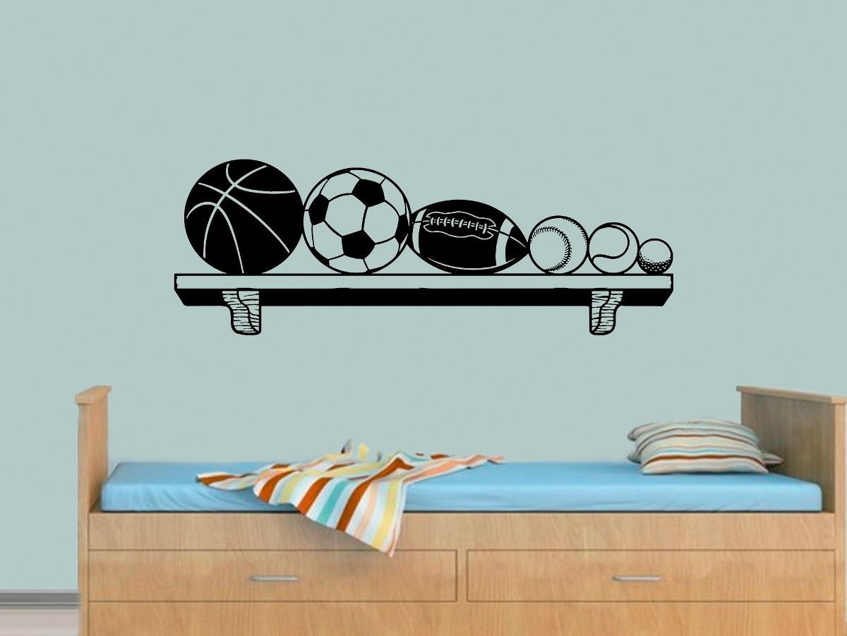 bondai vinilos decorativos deportes pelotas infantil. Cargando zoom. 3f734e07b2a08