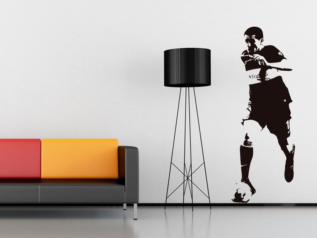 Bondai Vinilos Decorativos Juan Roman Riquelme Futbol Boca 389  # Muebles Riquelme