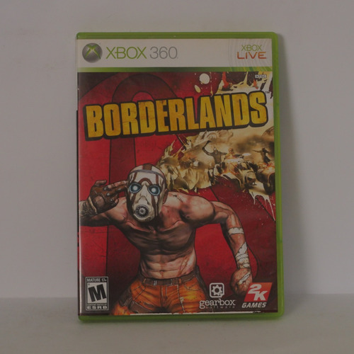bonderlands 1 - xbox 360