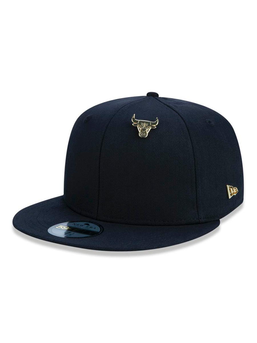 bone 5950 chicago bulls nba new era 43780. Carregando zoom. 5f3ee6cb585