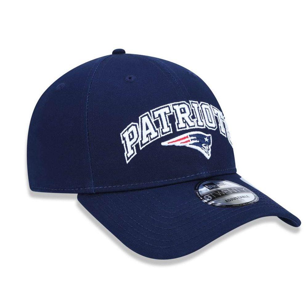 Boné 920 New England Patriots Nba - New Era Azul Marinho - R  139 f3b20464696